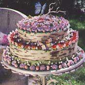 Bourbon Chocolate Cake Recipe at Cooking.com