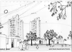 architect's drawing garden - Google Search