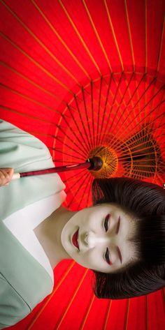 geiko 芸妓 Toshimana とし真菜 Miyagawacho 宮川町 KYOTO JAPAN