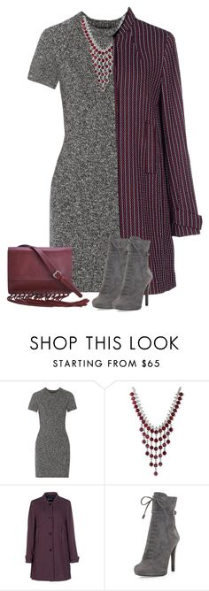Mary Katrantzou - Geometric Knit Sweater Dress Style