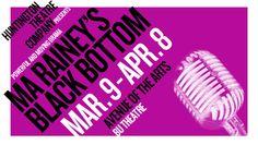 """Ma Rainey's Black Bottom"" @ Boston University Theatre (Boston, MA)"