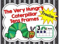 Everyone loves Eric Carle and the Very Hungry Caterpillar!This product includes Very Hungry Caterpillar themed Tens Frames from 0-10. This product is also included in my  Very Hungry Caterpillar BundleTo see more engaging and hands-on book units, math and literacy centers, and activities aligned with Common Core and geared to meet the needs of Special Education and Autistic students as well, PLEASE CLICK THE BUTTON TO FOLLOW ME and check back for more coming…