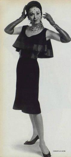 1961 Christian Dior - L'Art et la Mode 1961 No.1