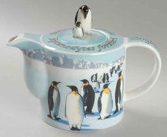 Cardew Design PENGUINS Mini Tea Pot 8235760 #CardewDesign