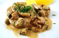 Pork Recipes Filettopf of ingwe Sausage Recipes, Pork Recipes, Pasta Recipes, Cooking Chef Gourmet, Loaded Mashed Potato Casserole, Creamy Chicken Pasta, Bacon Pasta, Vegetable Drinks, Chicken Pasta