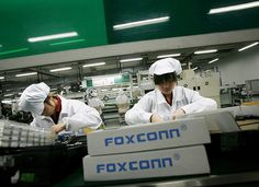 Foxconn Unit Seeks Mainland IPO to Raise Funds for 5G, Internet of Things