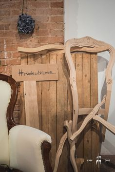 """Raw frame chairs in """"Fabbrica delle Foglie"""".During the first few days of June we participated to the second edition of Festival delle Basse, a local event that this year took place at Villa Correr in Casale di Scodosia. A moment of harmony and celebration, an opportunity to discover the beauty around us."""