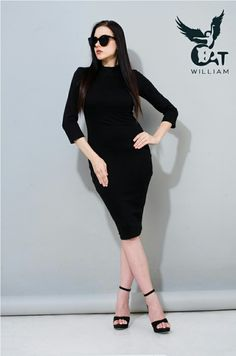 Cotton Jersey Cotton, How To Make, Black, Dresses, Fashion, Gowns, Moda, Black People, Fashion Styles