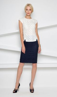 Etcetera | Spring 2015: Gigi top, Budapest skirt Etcetera Charleston consultant:  helen@lowcountrystyles.com