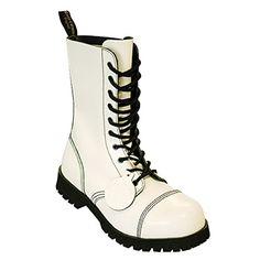 Boots & Braces Stiefel 10-Loch Rangers White - http://on-line-kaufen.de/boots-braces/boots-braces-stiefel-10-loch-rangers-white