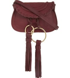 a4eede89240a SEE BY CHLOE Polly leather belt bag