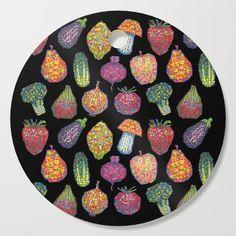 "Cutting Board ""Vitamins"" - Anastassia Elias"