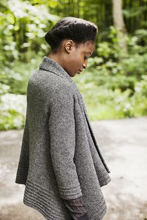 Eternity cardi, Brooklyn Tweed, $7. One day I will knit a proper Brooklyn Tweed pattern...