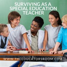 How-to Guide for Surviving as a Special Education TeacherThe Educator's Room | Empowering Teachers as the Experts.