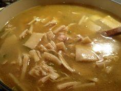 Homemade Chicken and Dumplings http://www.potofpinkpeppers.com