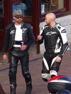 Bikers, Bikes, & Leather Guys
