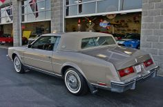 1985 Buick Riviera.  Maintenance/restoration of old/vintage vehicles: the material for new cogs/casters/gears/pads could be cast polyamide which I (Cast polyamide) can produce. My contact: tatjana.alic@windowslive.com