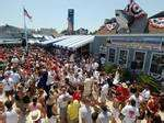 The Starboard, another great bar at Dewey Beach, Delaware
