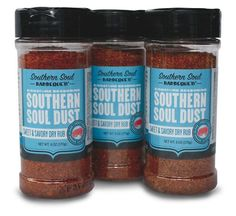RUB IT GOOD Enhance the flavors in your cooking with this complex all-natural blend of garlic, peppers, sea salt, turbinado sugar, and spices. Rub it on anything and everywhere. Available at Southern Soul Barbeque, 2020 Demere Rd., 912.638.SOUL, southernsoulbbq.com.
