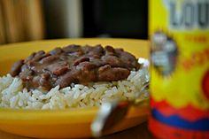 レシピとお料理がひらめくSnapDish - 7件のもぐもぐ - #Christmas #Dinner  Red Beans over #Rice #Main dish #Holidays/Celebrations by Alisha GodsglamGirl Matthews