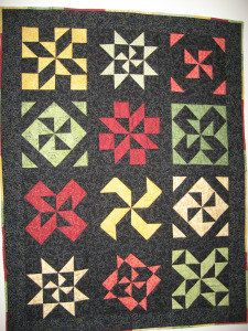 Shop Hop Quilt by JoansCreativeQuilts on Etsy
