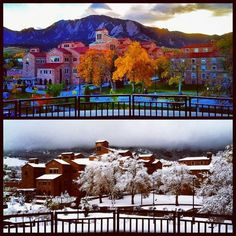 University of Colorado, Boulder, Colorado  My favorite place and home :)