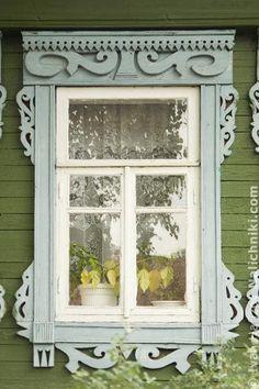 Ornate Window Frame | ... by Nalichniki on Nalichniki — Russian Ornate Wooden Window Frames