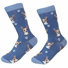 Dog lovers can stay cozy and look cool in these soft and colorful crew socks. Fits shoe sizes 5 to cotton / polyurethane / polyesterImported String Lights In The Bedroom, Novelty Socks, Pajama Bottoms, Bichon Frise, Crew Socks, Dog Socks, Look Cool, Dog Lovers, Unisex