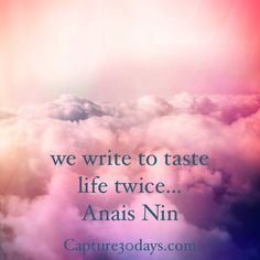 Writing quote inspiration http://www.theartinyourheart.com/