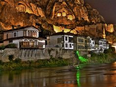 Amasya, Türkiye - Explore the World with Travel Nerd Nici, one Country at a Time. http://TravelNerdNici.com
