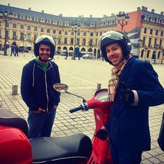 Private Guided Paris Vespa Tour, Paris, Vespa, Scooter & Moped Tours sightseeing ride'n'smile ridensmile