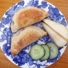 Apple Pie 'Panadas Recipe dessert, gluten free, nut free, vegetarian, thanksgiving, american with 5 ingredients