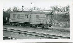 5E674-RP-1953-CMStP-P-MILWAUKEE-ROAD-RAILROAD-CABOOSE-01855-ELGIN-IL