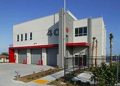 Jacksonville Fire Station 40, Jacksonville, FL - Dasher Hurst Architects