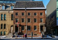 toronto's first post office