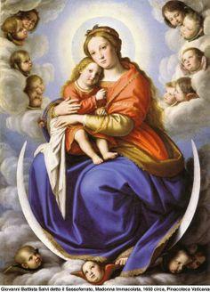 Images de La Vierge Marie
