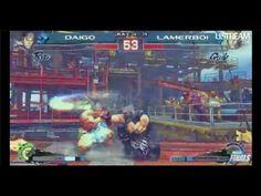 Super Street Fighter 4 - Evo 2012 Semi-Finals Daigo (Ryu) vs. Lamerboi (Guile) #SSF4