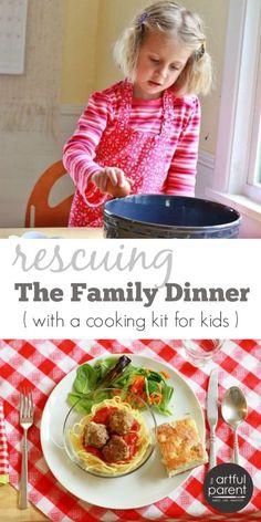 Rescuing Family Dinn