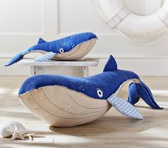 Shop Pottery Barn Kids' stuffed animals in a variety of sizes and animals. Discover quality stuffed animals that your kids will not want to let go. Toddler Gifts, Toddler Toys, Baby Gifts, Whale Nursery, Nautical Nursery, Old Pottery, Pottery Barn Kids, Animals For Babies, Toys For Boys