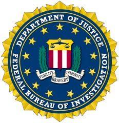 FBI logo got it from a lettre of people from Ghana.