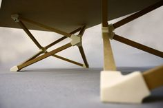 Hedrons Table by Benjamin Migliore | MOCO Vote