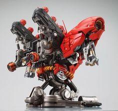 MSN-04 metal build