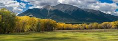 Autumn - Mt. Princeton by rogerbrownphoto