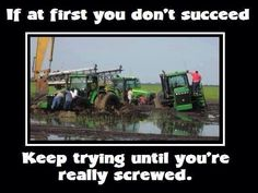 A little Farm Humor.but if they had Case, they wouldn't have gotten stuck in the first place! Farm Humor, Funny Farm, The Funny, Funny Pick, Redneck Humor, Cowboy Humor, Farm Quotes, Country Quotes, Truck Quotes