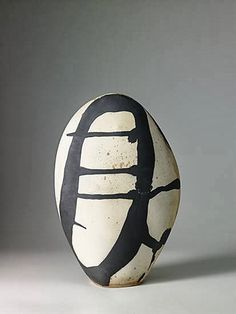Monika Debus; Glazed Ceramic Vessel, 2013.