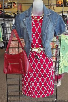 Spring looks good at our Clothes Mentor women's clothing resale store in McKinney, TX http://www.facebook.com/ClothesMentorMcKinney