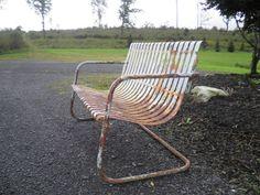 Vintage fick reed furniture