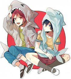 free! Haru & Rin