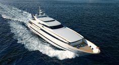 Cantieri di Pisa relaunches the Akhir with the help of Luca Dini