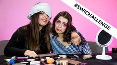 Przedstawiamy pierwszy odcinek z cyklu #SWiChallenge!  //    Makijaż: Kinga Buśko || Modelka: Katarzyna Żurawska || Produkcja: Warszawska Szkoła Reklamy & Slow Art || Operatorzy kamer: Piotr Modzelewski, Krystian Kielski || Montaż: Michał Sytyk || Koordynacja projektu: Anita Kot || Szkoła Wizażu i Charakteryzacji SWiCh || #szkoławizażu #akademia_swich #challenge #makeup #makeupchallenge